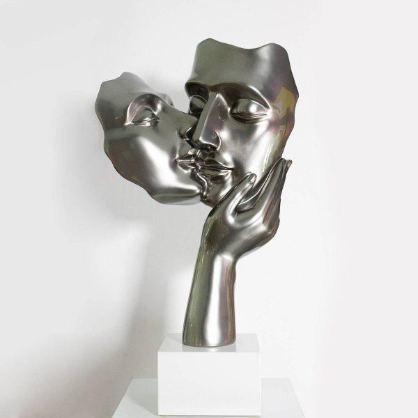 BACIO-visi-grigio-metallizzato