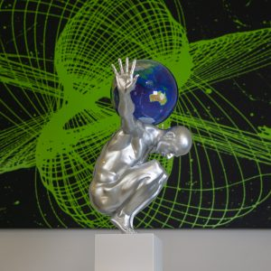 atlas-xl-argento-globo-satellitare-21cm-3