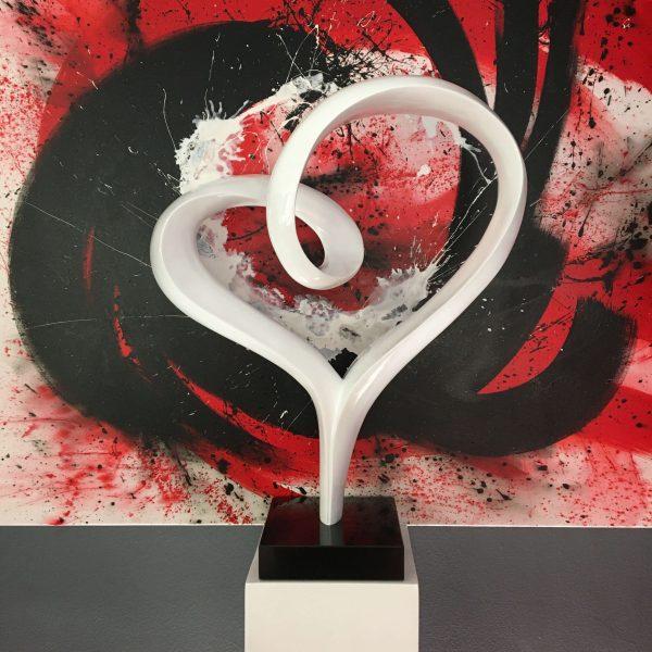 love-cuore-stilizzato-h-74-bianco